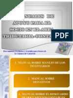Manuales Para Socio en El Area Tributaria Contable