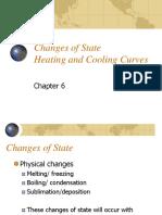 Changes of State. Thursdayppt
