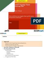 Scormark Supply Chain Assessment