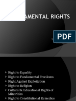 Fundamental Rights (Thanuja)