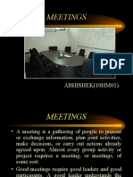 Meeting Ppt