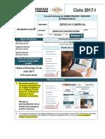 Trabajo Academico de Derecho Comercial 5t0 Ciclo 2017.