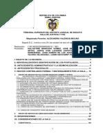 Sentencia de Justicia y Paz Contra Salvatore Mancuso Por Crímenes Del Bloque Catatumbo (3)