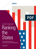 Ranking the States 2019