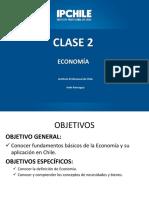 IP CHILE - ECONOMÍA - CLASE 2.ppt