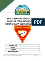 Carpeta Pauta de Evaluación Conquistadores MCHP 2019 (1)