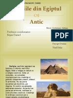 Religiile Din Egiptul Antic CORECT