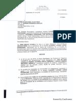 Demandan a Claudia López, candidata a la Alcaldía de Bucaramanga