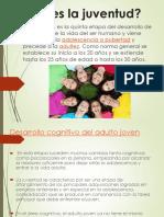 Qué Es La Juventud (1)