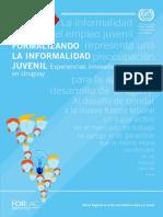 Formalizando la informalidad juvenil en Uruguay