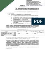 Anexo 4 - 02 a Rechazo de Oferta Empresa CLEAN SAC. - GRUPO 1