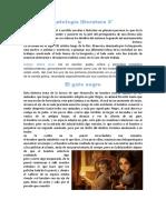 Antología literatura 5