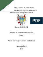 Informe Cad Cam