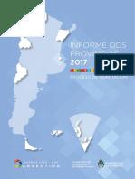 Compilado Informes Provinciales Ods 2017 DESARROLLO SOSTENIBLE en JUJUY
