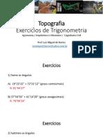 Aula 2 - Exercicios - Topo