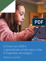 O ensino em 2030