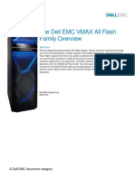 Vmax All Flash Family