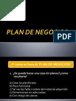 11.-Plan de Negocios