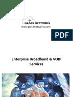 Enterprise Broadband Provider Arkansas - Www.gracenetworks.com