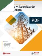 Diploma de Especializacion en Derecho y Regulacion de La Energia