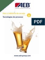 Tecnologia de Processos Cervejeiros Aeb Brasil