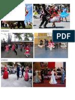 Bailes Por Zona 2018