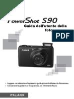Canon S90 IT