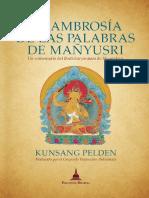 La Ambrosía de las palabras de Mañyusri.pdf