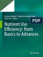 Nutrient Use Efficiency (2015)