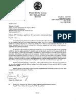 City of Saint Louis Preliminary Application for Airport Privatization Pilot Program