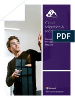 Cloud Migration and Modernization Playbook 031819