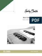 Jazz Bass 4 String Assembly
