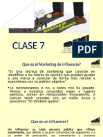 Marketing de Influencia Presentacion