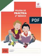 Prueba-de-Diagnóstico evaluacion formativa 2º basico
