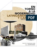 Entorno a La Modernidad Latinoamericana y Caribeña, Reflexione Entorno