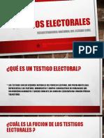 Tesligos electorales