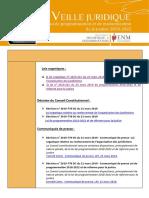 002Loi de Programmation Et de Modernisation de La Justice N 1