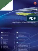 Guide de l'UEFA Pour Des Stades de Qualité