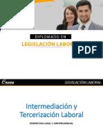 Inaem_tercerización e Intermediación