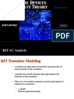 BJT AC Analysis - Gdlc