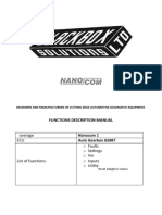 Autobox Diagnostic Function _discovery II