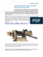 Remote Weapon Station Market | Growth Projections & Advanced Technologies with Forecast To 2025