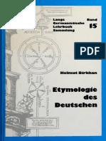 [Helmut Birkhan] Etymologie Des Deutschen(Z-lib.org)