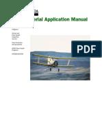USDA Aerial Application Manual