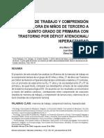 Memoria trabajo y lectura TDAH Torres, Zuluaga & Varela 2016.pdf