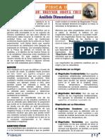 01 FÍSICA - ANALISIS DIMENSIONAL