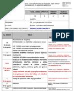 Planeacion Auditoria - IV- t.p. Contabilidad y Costos La Unión