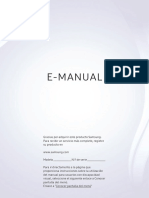 Manual Samsung SPA KM2DVBEUN-1.1.2 180523.3