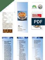 triptico cocina española