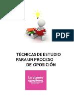DOSSIER TÉCNICAS DE ESTUDIO LA PIZARRA OPOSITORES-converted